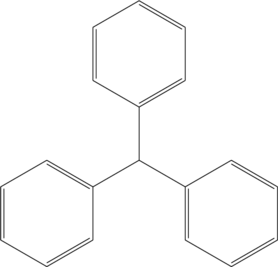 \chemfig{*6(-=-*6(-(-*6(=-=-=-))-*6(=-=-=-))=-=)}