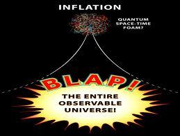 inflationGUTspacetimefoam