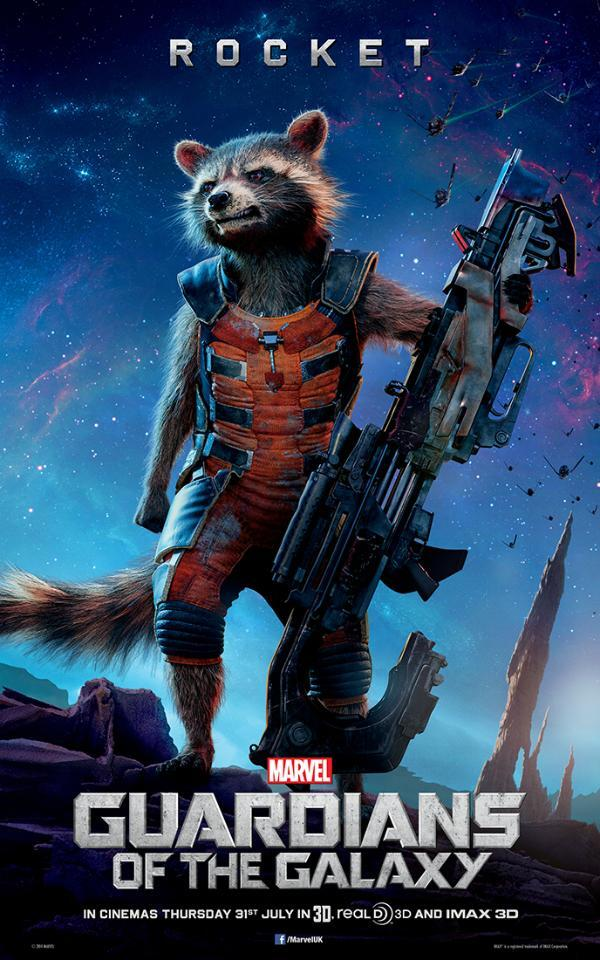 Rocket-Raccoon