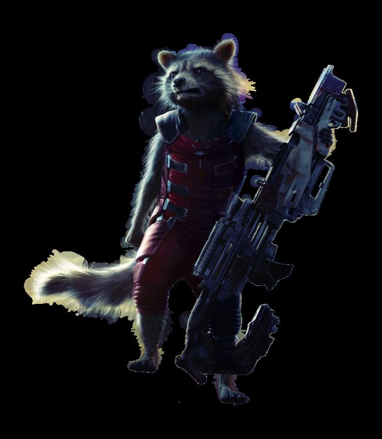 mapache-cohete-guardianes-de-la-galaxia