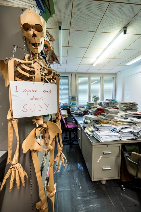 SUSY-skeleton
